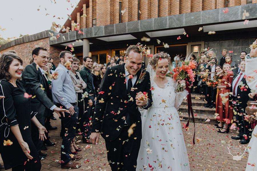 wedding Stella Kerk