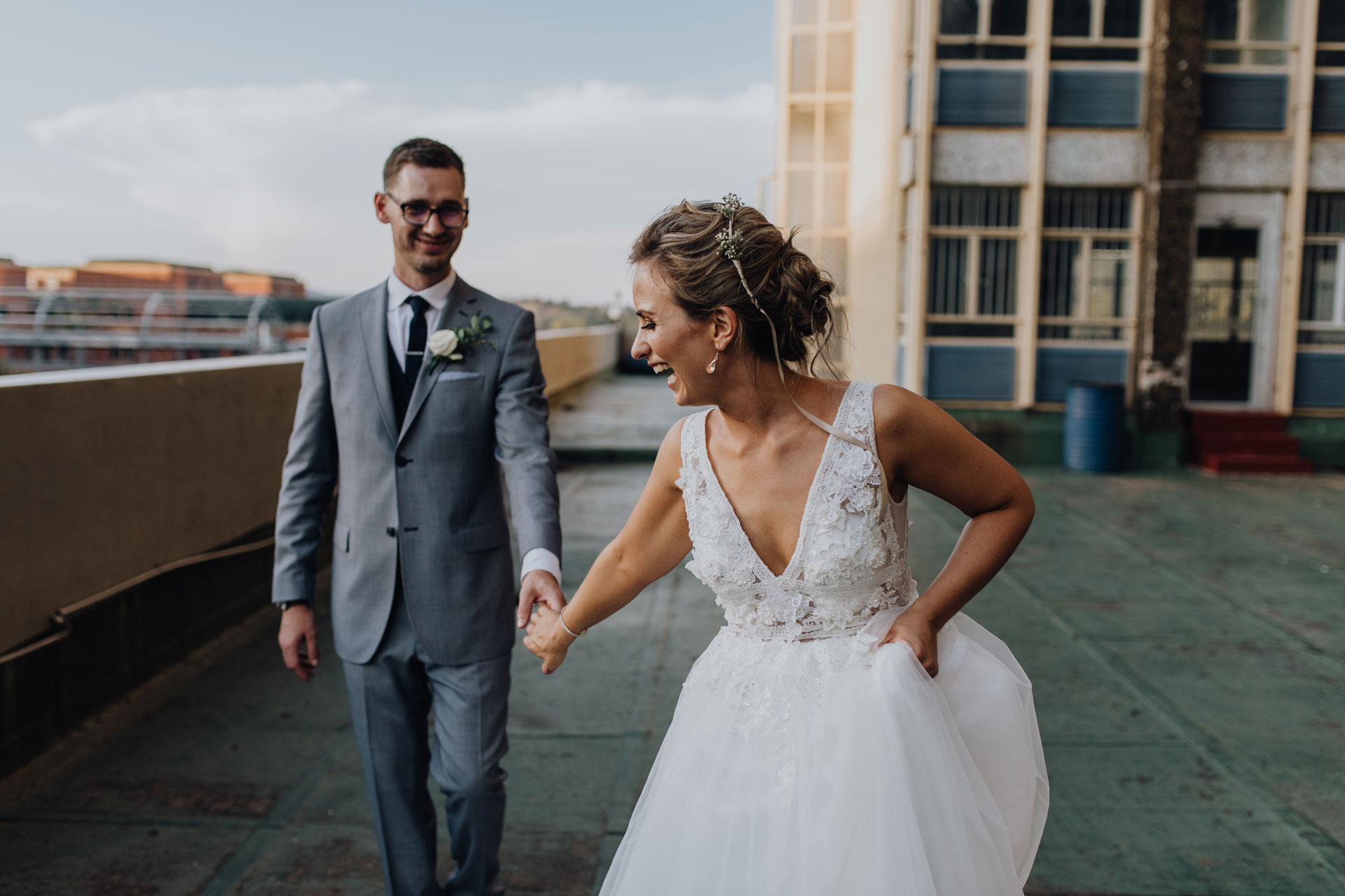 Okay Deer - wedding