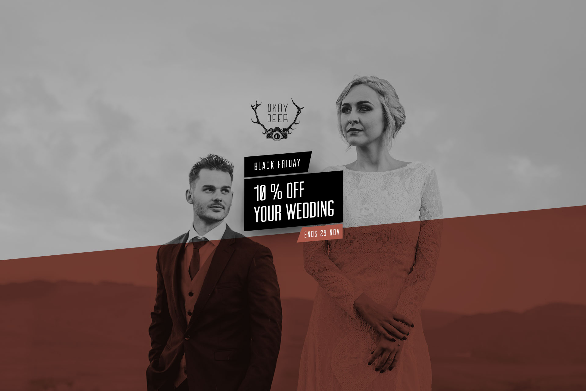 Black Friday Special Wedding photography